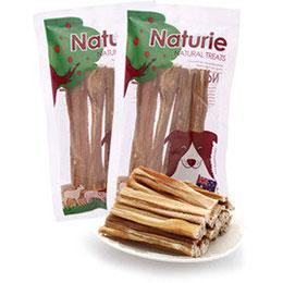 澳洲Naturie鮮牛筋棒 無人工添加.保健牙齒 輕巧隨身包