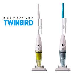 TWINBIRD手持直立兩用吸塵器TC-5121TW