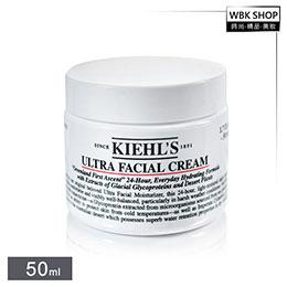 契爾氏 Ultra Facial Cream冰河醣蛋白保溼霜 50ml