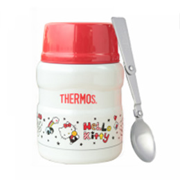 THERMOS膳魔師Hello Kitty燜燒食物罐