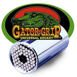 Gator-Grip萬用工具單套筒 Universal Socket原廠代理公司貨