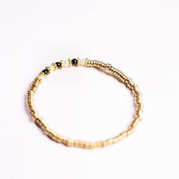復古典雅黃銅手鏈