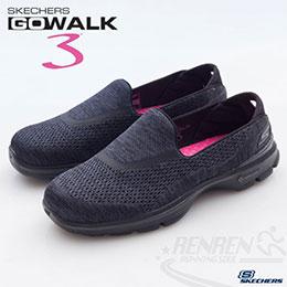 SKECHERS 女健走鞋GO WALK 3