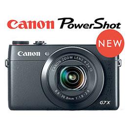 Canon PowerShot G7X旗艦相機