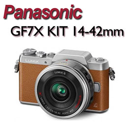 Panasonic DMC-GF7X+14-42mm KIT 變焦鏡組 微單眼