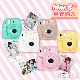 Fujifilm instax mini8 Plus拍立得相機