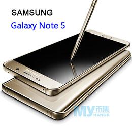 Samsung GALAXY Note 5筆較厲害旗艦機