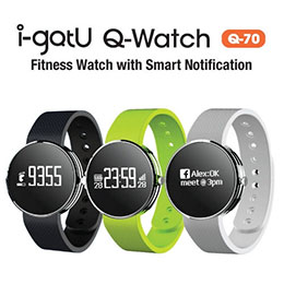 i-gotU Q-70 Q-Watch 智慧健身手錶