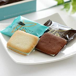 北海道北見銘菓高級薄荷餅乾