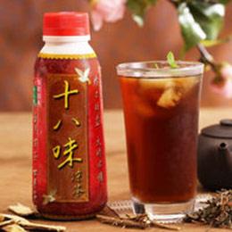 十八味養身茶攜帶瓶(10小瓶/箱)
