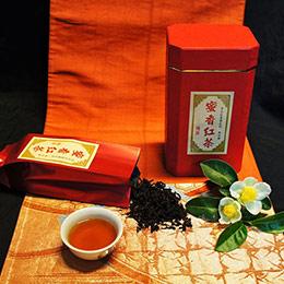 自然農法茶葉x蜜香紅茶