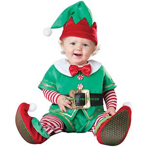 送小朋友聖誕禮物到小孩聖誕服裝