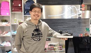 台北在地經營30年 轉型流行概念店