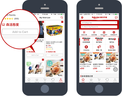 自動優化 APP 介面 讓購物不只是購物面
