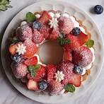 ★草莓花圈戒指★  ◆情人節首選◆  大湖草莓季 季節限定  12月初陸續出貨【預言Prophecy 食器x雜貨x甜點】 0