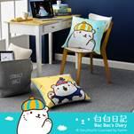 抱枕方型抱枕(雙正面)