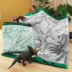 侏羅紀手帕-三角龍