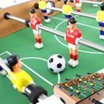 桌上型木製足球台