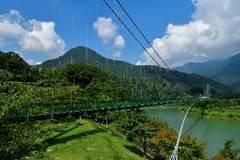 320公尺無橋墩步行吊橋 栃木縣「紅葉谷大吊橋」最適合談情說愛