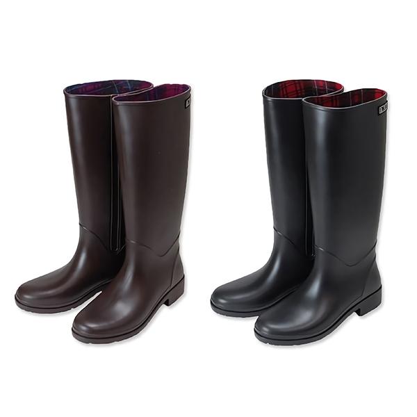 日本a.v.v時尚高筒雨靴