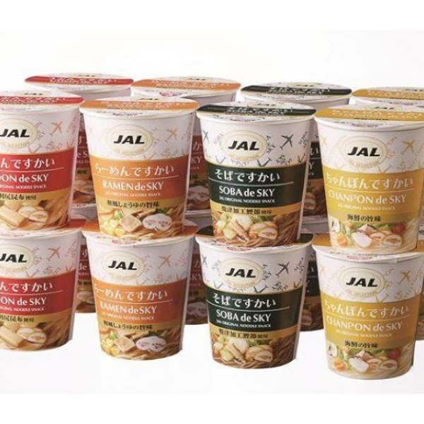 JAL日本航空聯名泡麵