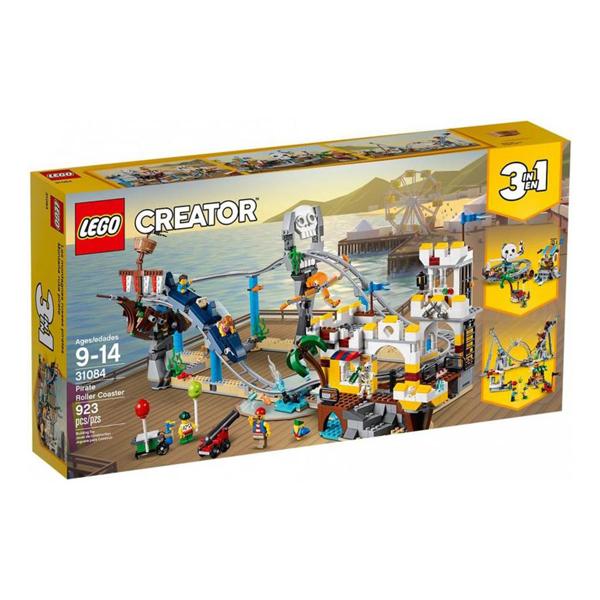 樂高LEGO Creator 海盜雲霄飛車