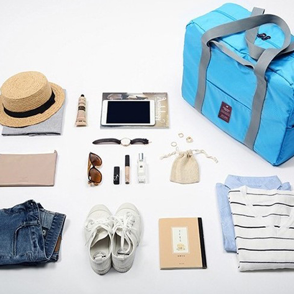 收納摺疊旅行包