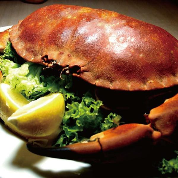 愛爾蘭熟凍霸王蟹