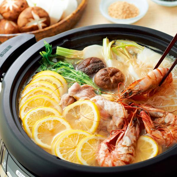 極品海鮮鍋