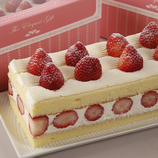 連珍草莓香草蛋糕