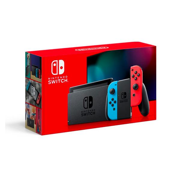 Nintendo Switch新版主機