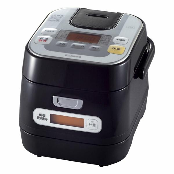 日本IRIS IH電鍋+電磁爐二合一