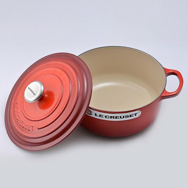 La Creuset 新款琺瑯鐵鑄鍋