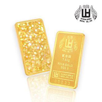 黃金金條 (1台錢)