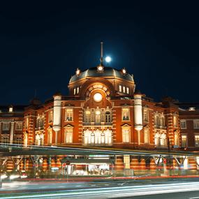 日本飯店住宿推薦:東京車站