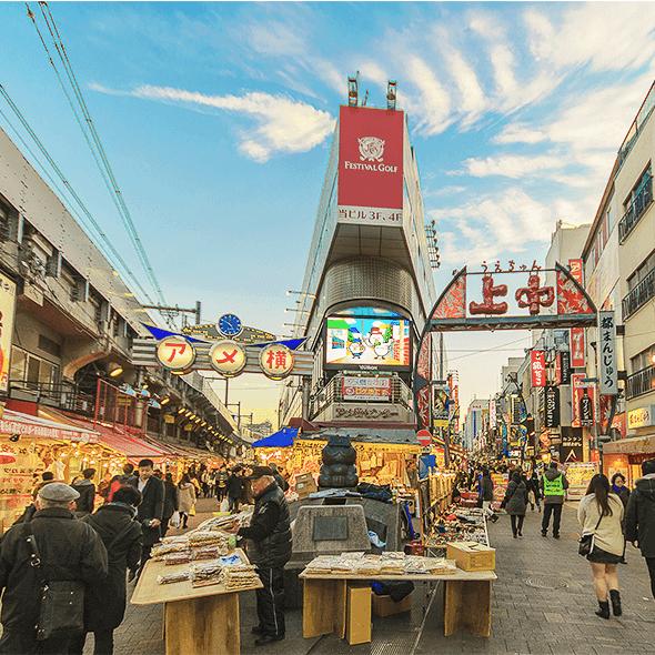 日本飯店住宿推薦:上野