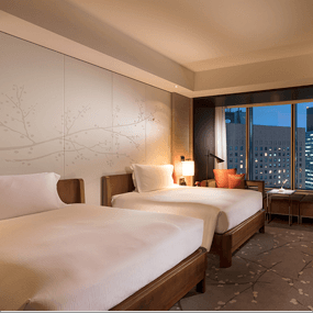 日本飯店住宿推薦:4人同房住宿