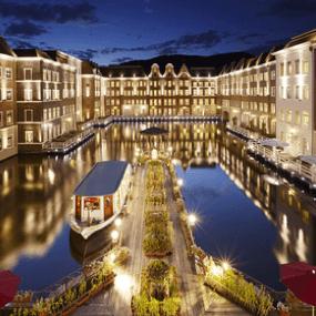 日本住宿訂房推薦:日本豪華酒店