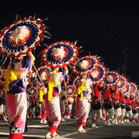 日本特色祭典:鏘鏘祭