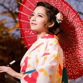 日本旅遊行程推薦:浴衣體驗