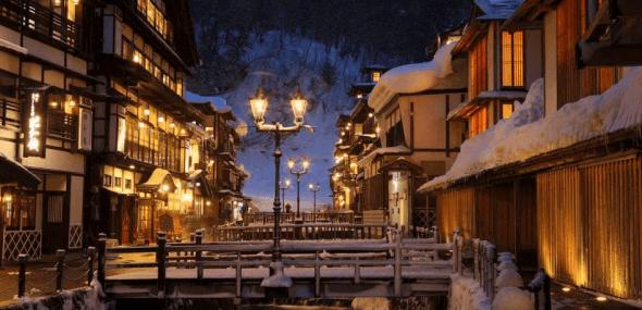 日本旅遊推薦親子划雪