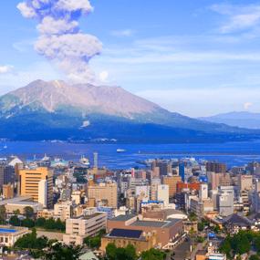 日本自由行推薦:櫻島 鹿兒島