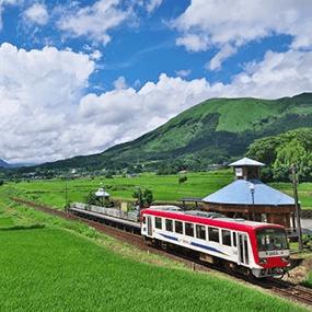 日本自由行推薦:熊本縣南阿蘇鐵道
