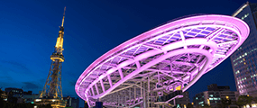 日本旅遊住宿推薦:名古屋
