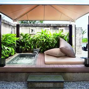 沖繩溫泉飯店