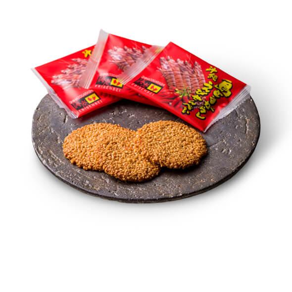 南風堂辣味蝦餅