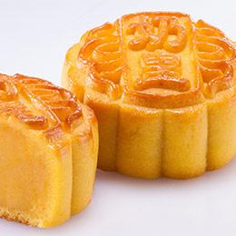 港島奶黃月餅8入❤金牌功夫鹹蛋黃