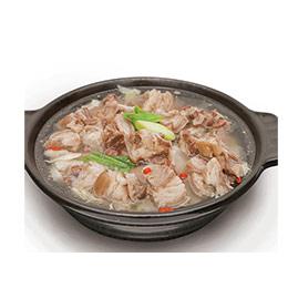 台南知名羊肉爐【傳香三代】羊泉清燉羊肉爐(2入x 1.3KG+5%)