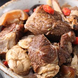 清燉羊肉爐