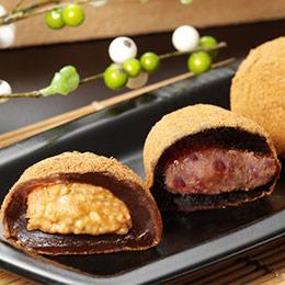 日式沖繩黑糖麻糬